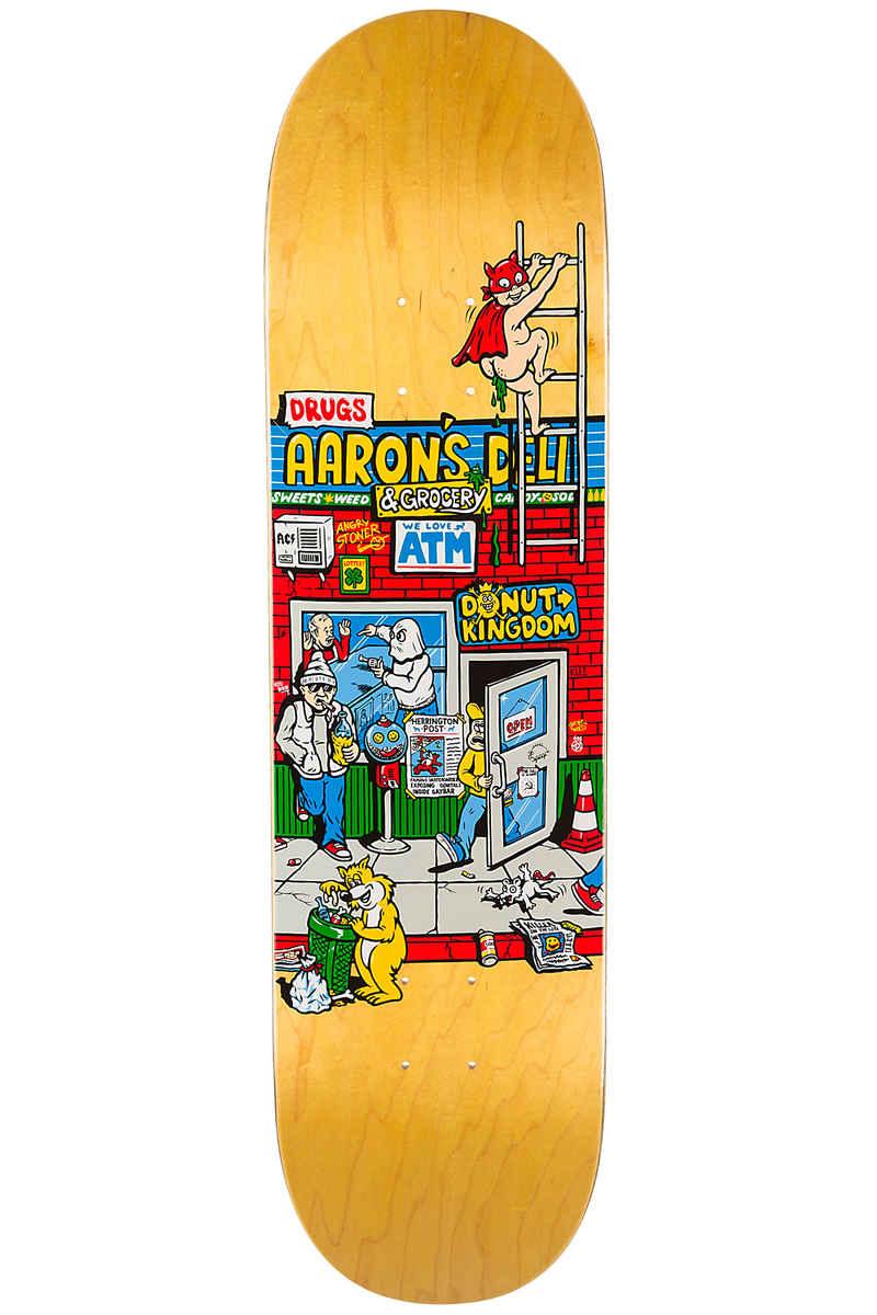 """Polar Skateboards Herrington Aaron's Deli 8.25"""" Deck (multi)"""