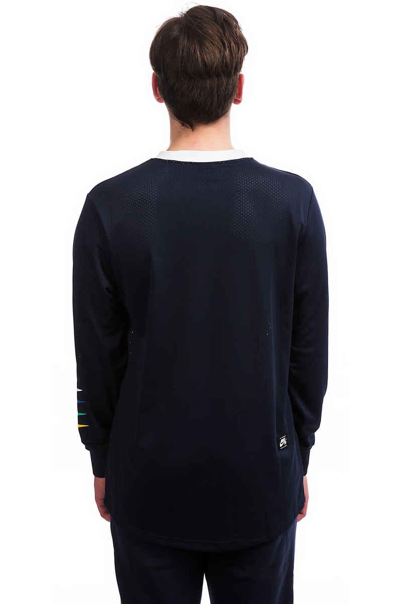 Nike SB Dry GFX Longues Manches (obsidian black)