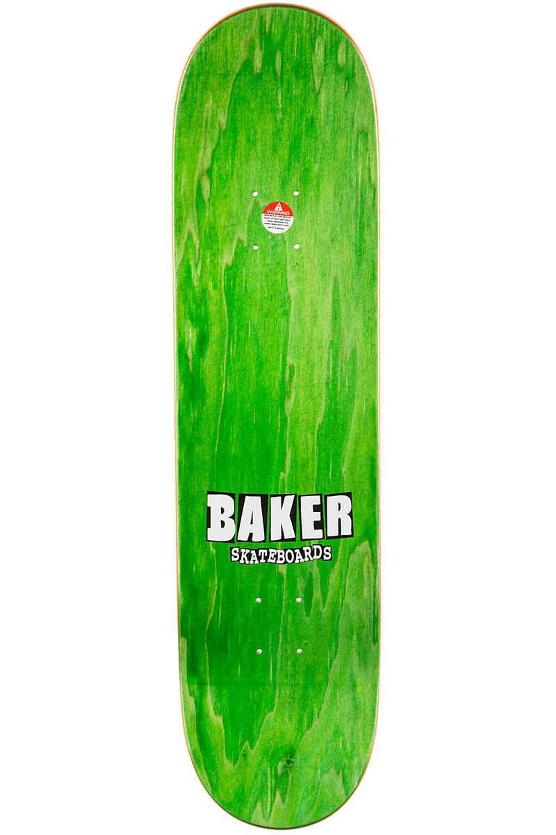 "Baker Dee Brand Name Glitter 8.25"" Deck (purple)"
