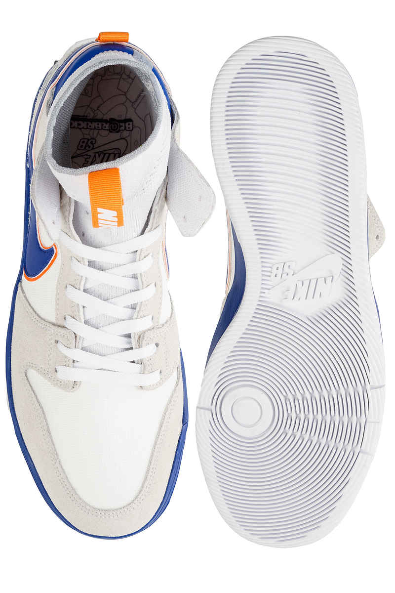 Nike SB x Medicom Dunk High Elite QS Zapatilla (white college blue)