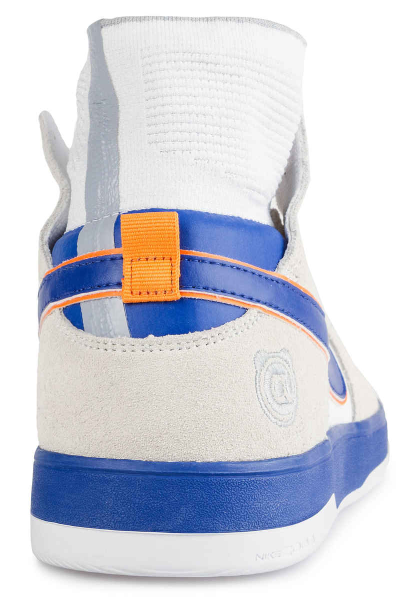 Nike SB x Medicom Dunk High Elite QS Chaussure (white college blue)
