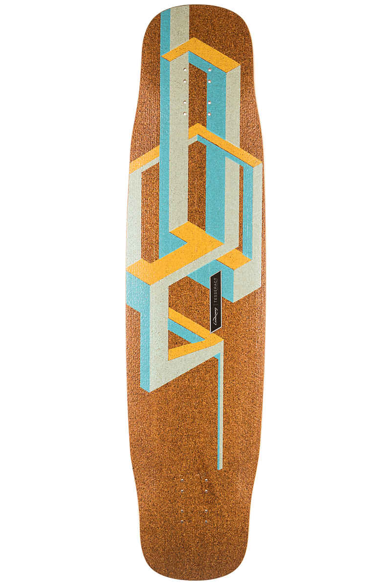 "Loaded Basalt Tesseract 39"" (99cm) Tabla Longboard (mango)"