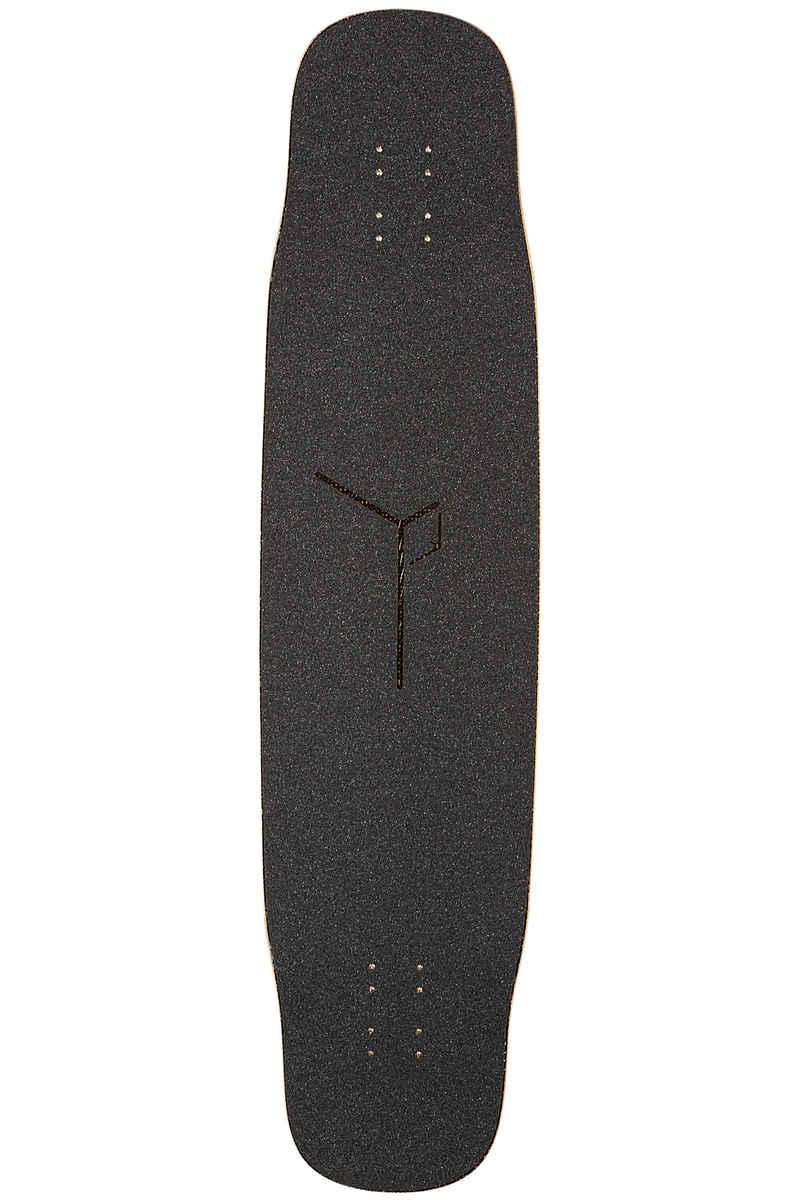 """Loaded Basalt Tesseract 39"""" (99cm) Longboard Deck (nude)"""