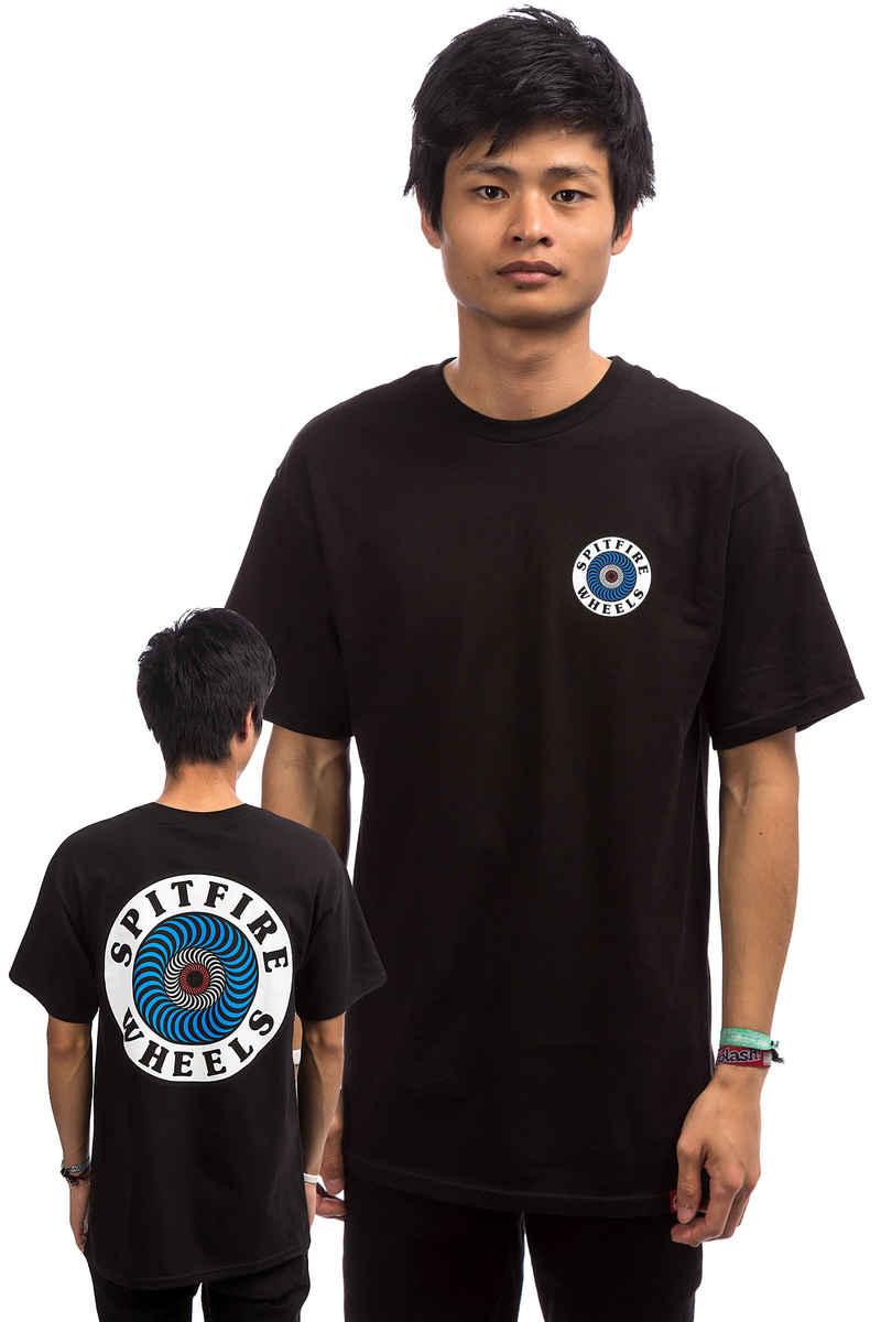 Spitfire OG Circle T-Shirt (black)