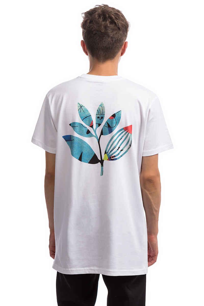 Magenta Miro T-Shirt (white)