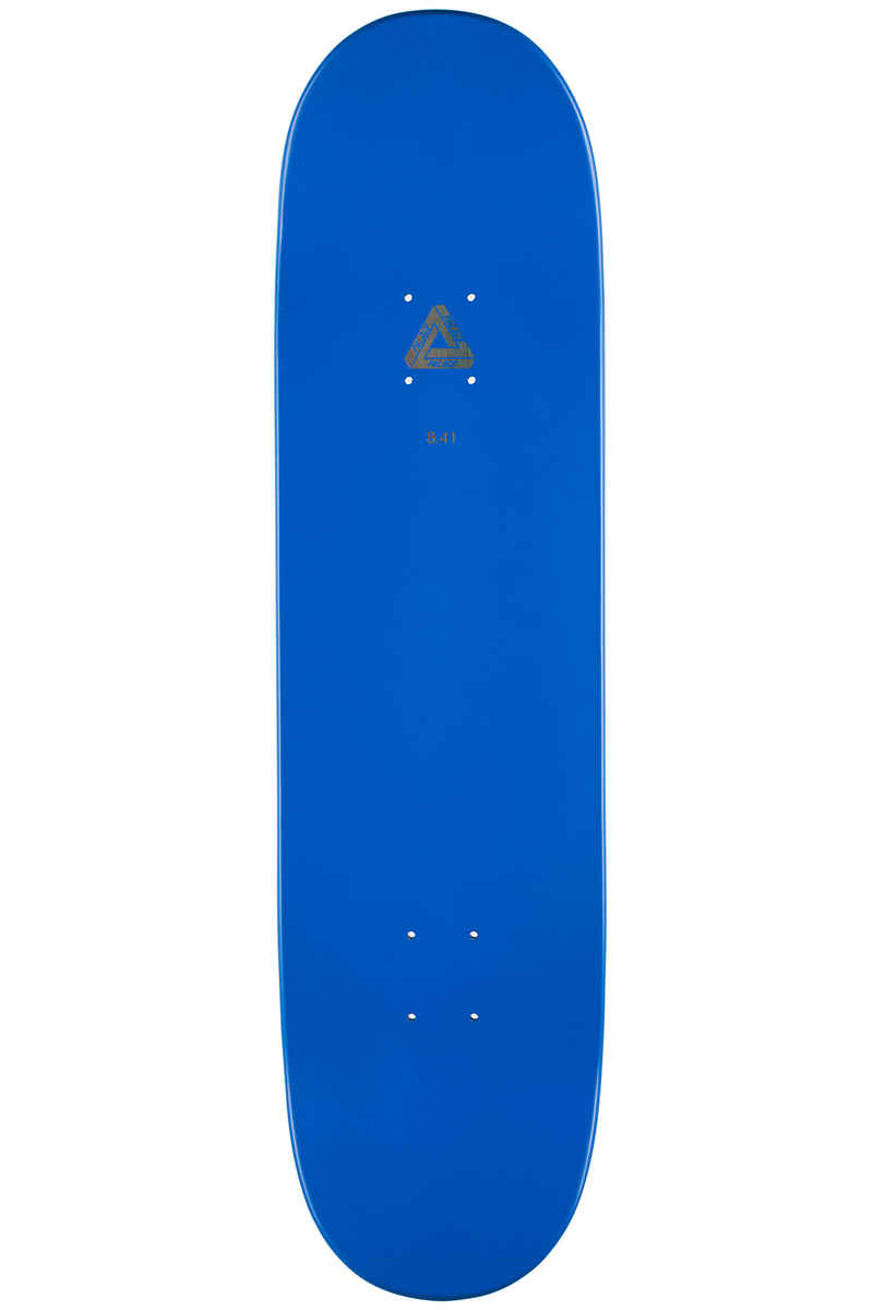 "PALACE SKATEBOARDS Pal Ice 8.41"" Deck (blue)"