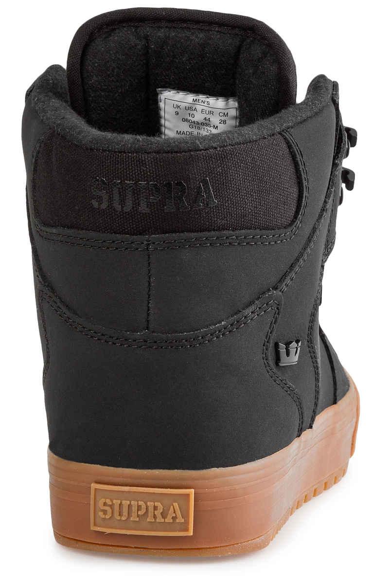 Supra Vaider CW Zapatilla (black black gum)