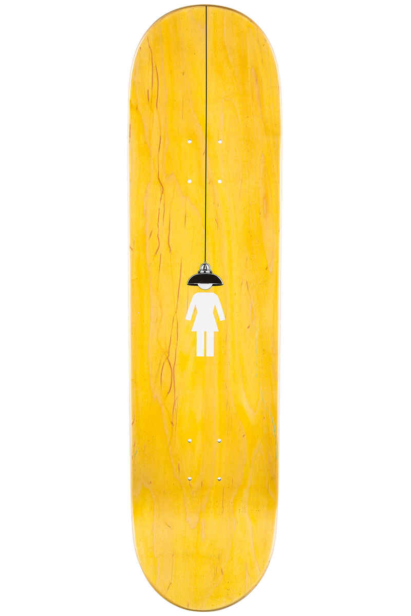 "Girl Kennedy Illuminated 8.25"" Deck (multi)"