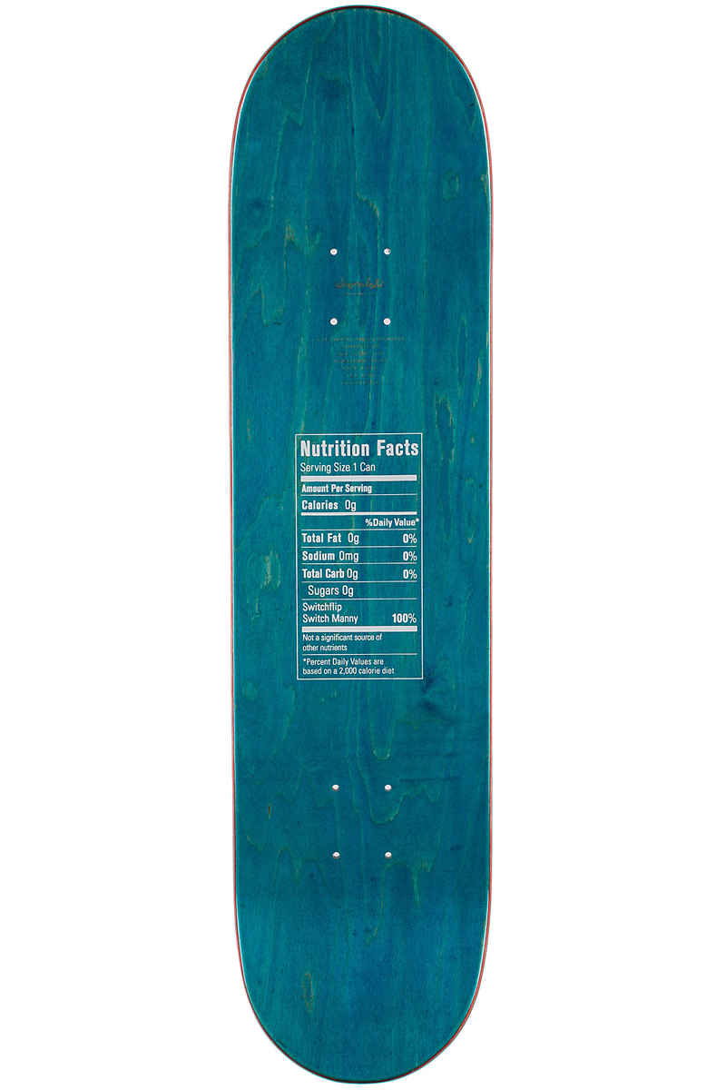 """Chocolate Roberts One Off Lacrob Flavor Pack 8"""" Deck (multi)"""