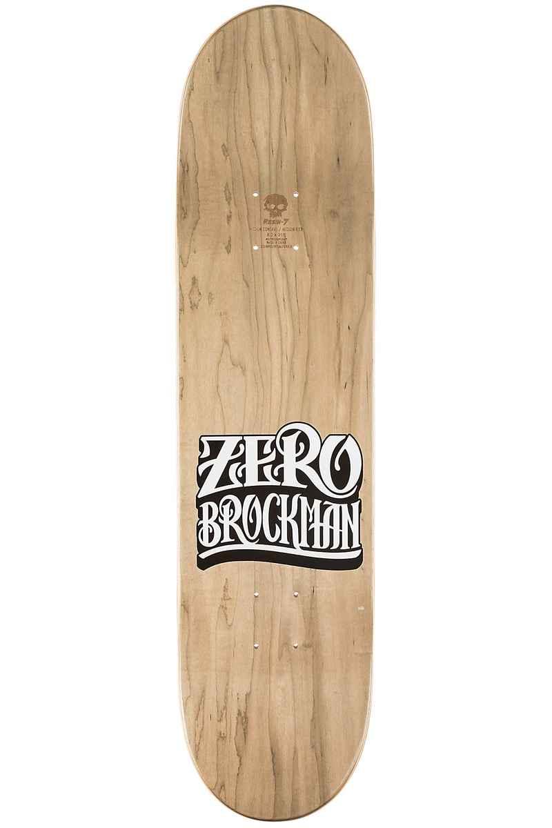 """Zero Brockman Flashback Reissue 8"""" Deck (pink)"""