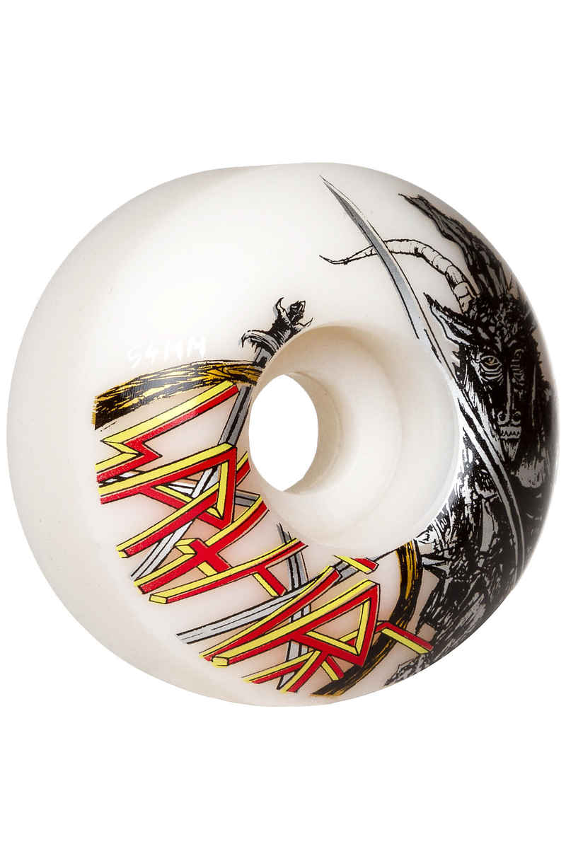 Spitfire No Mercy Classic Wiel 54mm 99A 4 Pack