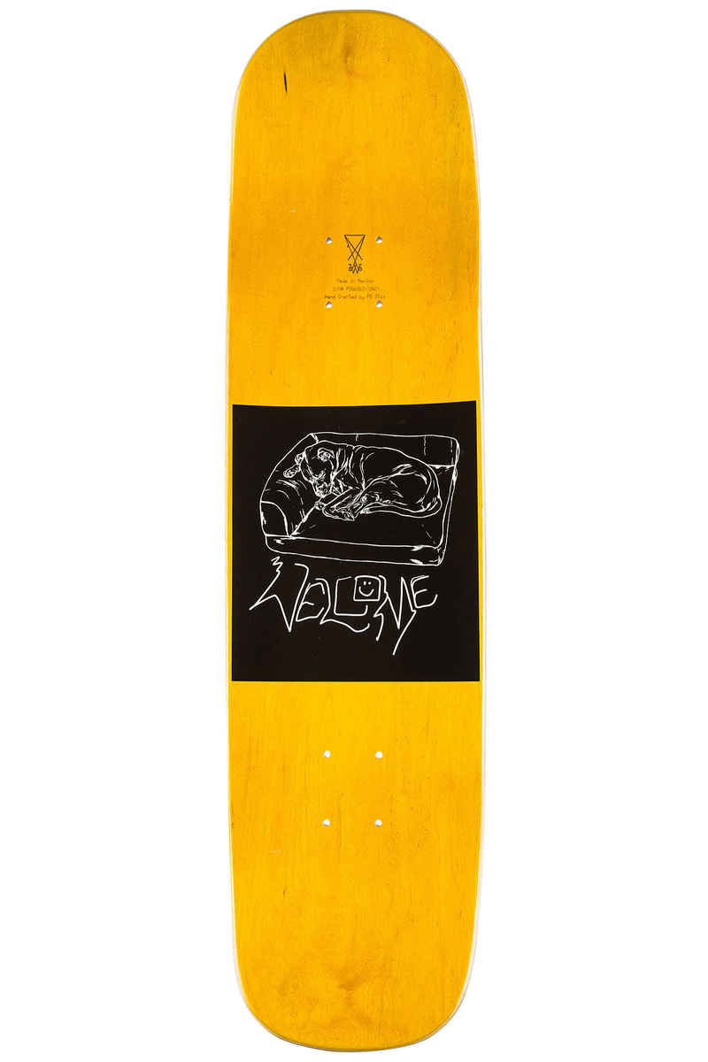 """Welcome Common Goblin 2 8.25"""" Planche Skate (white multi)"""