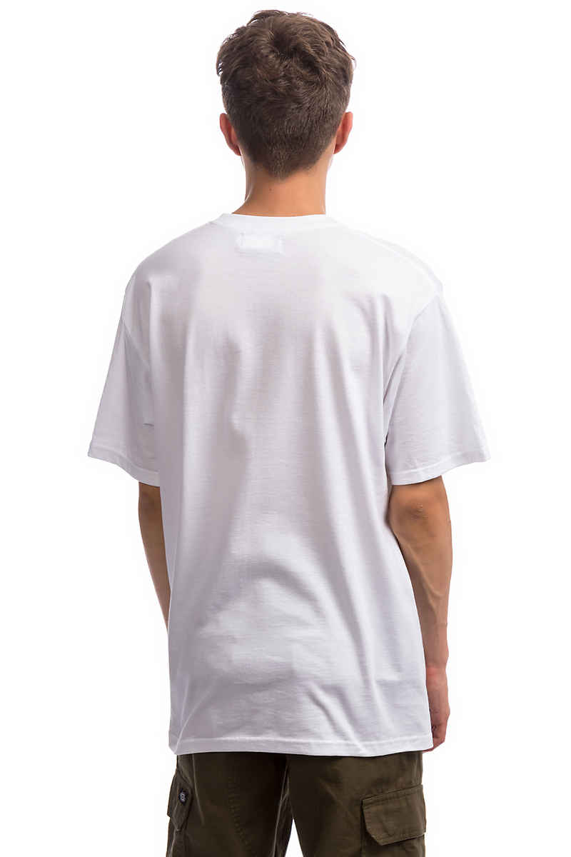 Sour Skateboards Sourground T-Shirt (white)