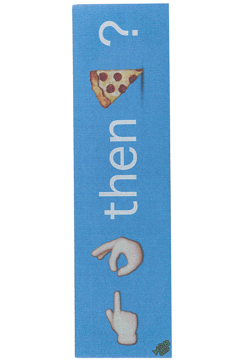MOB x Pizza Emoji Griptape (blue)