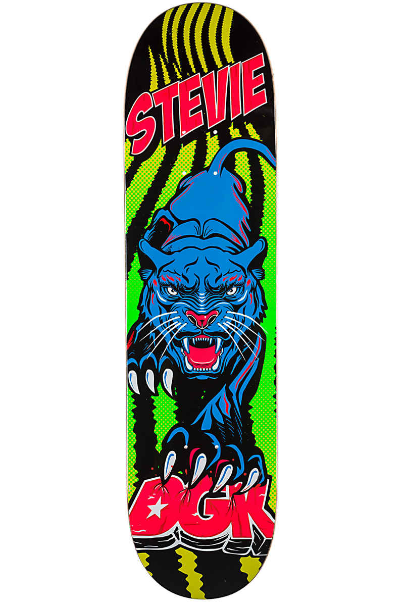 "DGK Skateboards Williams Black Light 8.06"" Tavola"