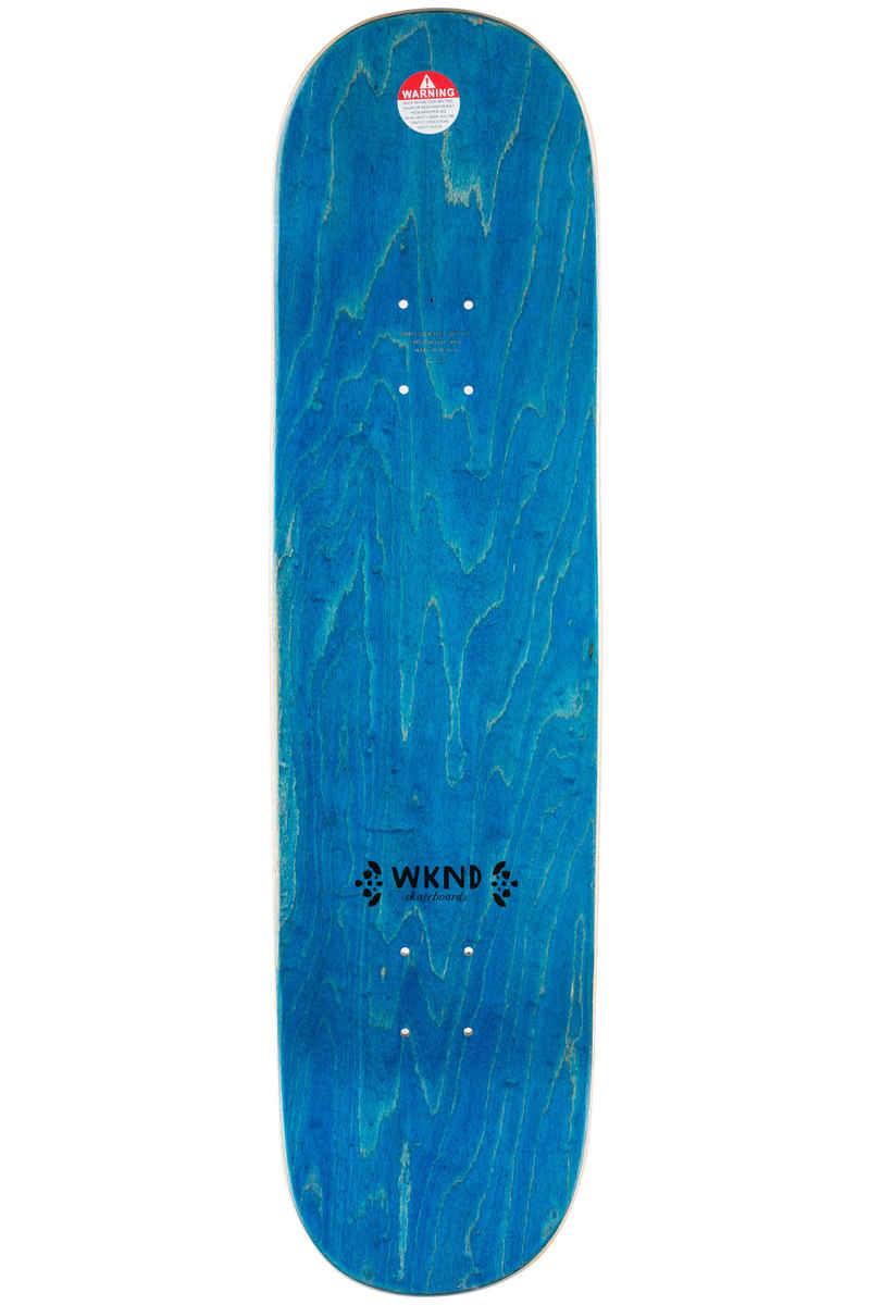 """WKND Maalouf Cactus Boy 8.25"""" Deck (red)"""