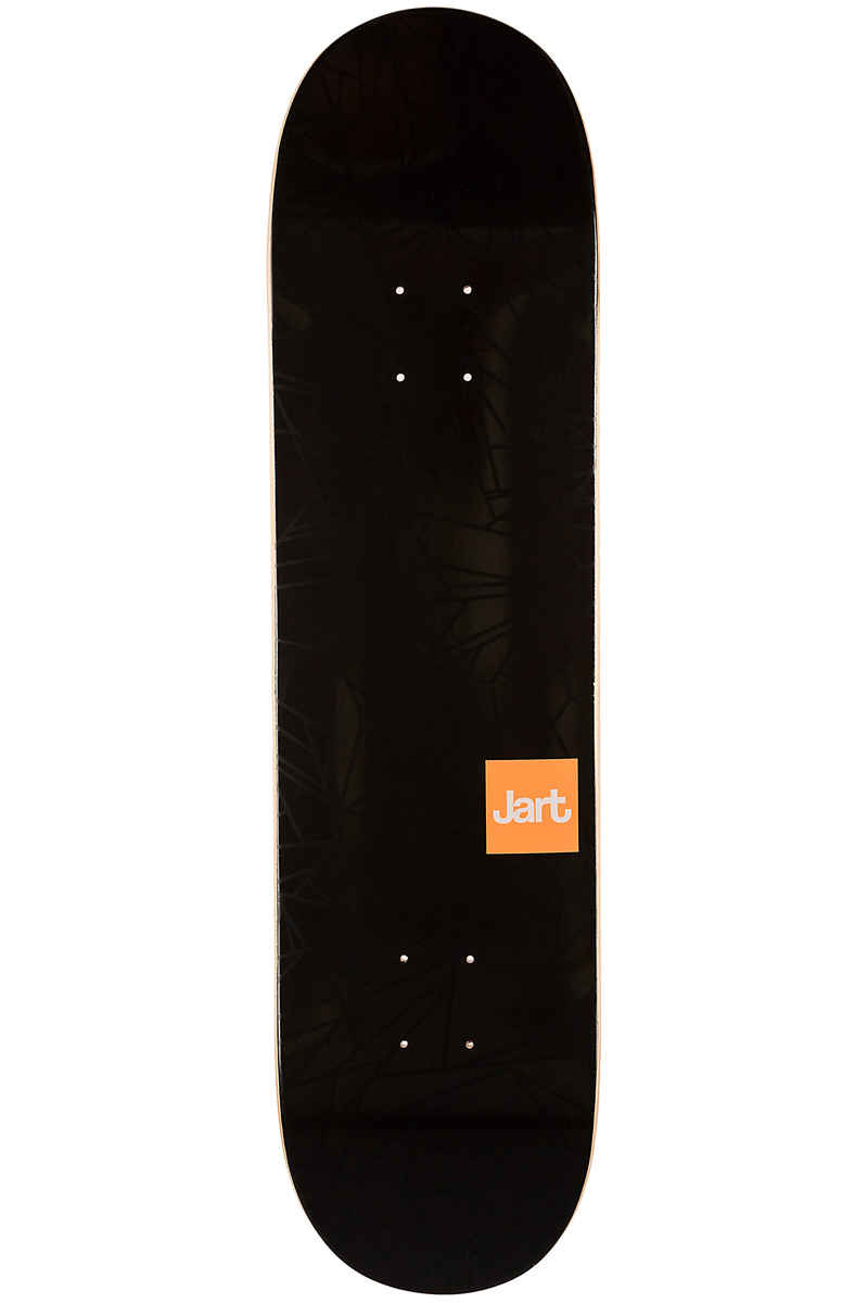 "Jart Skateboards Dual 8"" Deck"