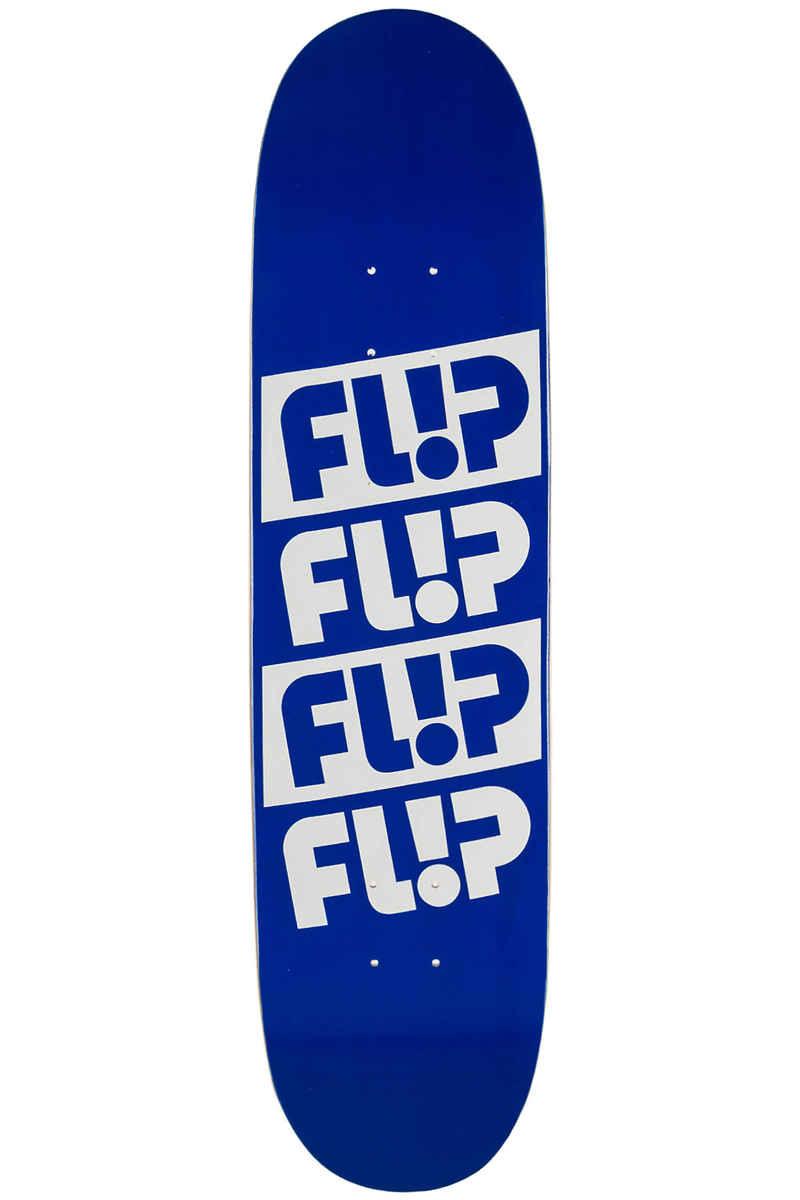 "Flip Quattro Odyssey 8"" Deck (blue)"