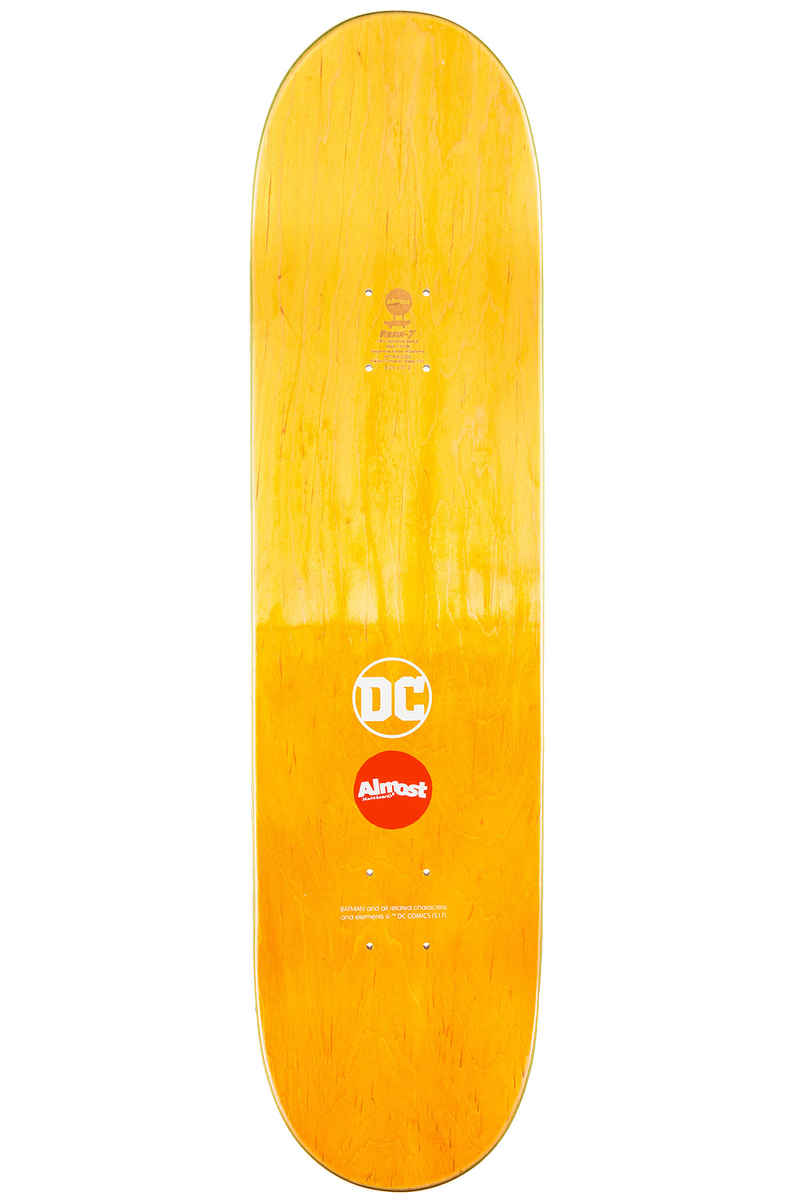 "Almost Song DC Cells 8.25"" Planche Skate (multi)"