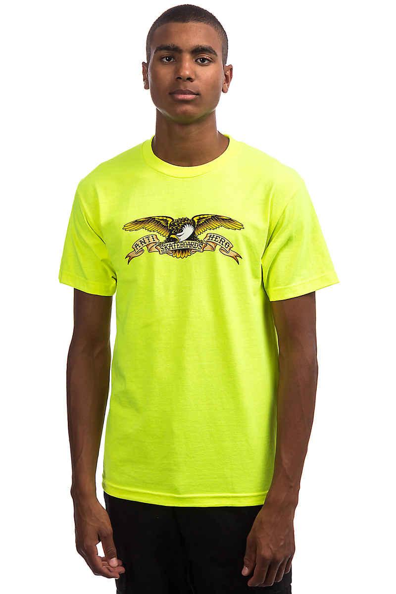 Anti Hero Eagle T-Shirt (safety green)