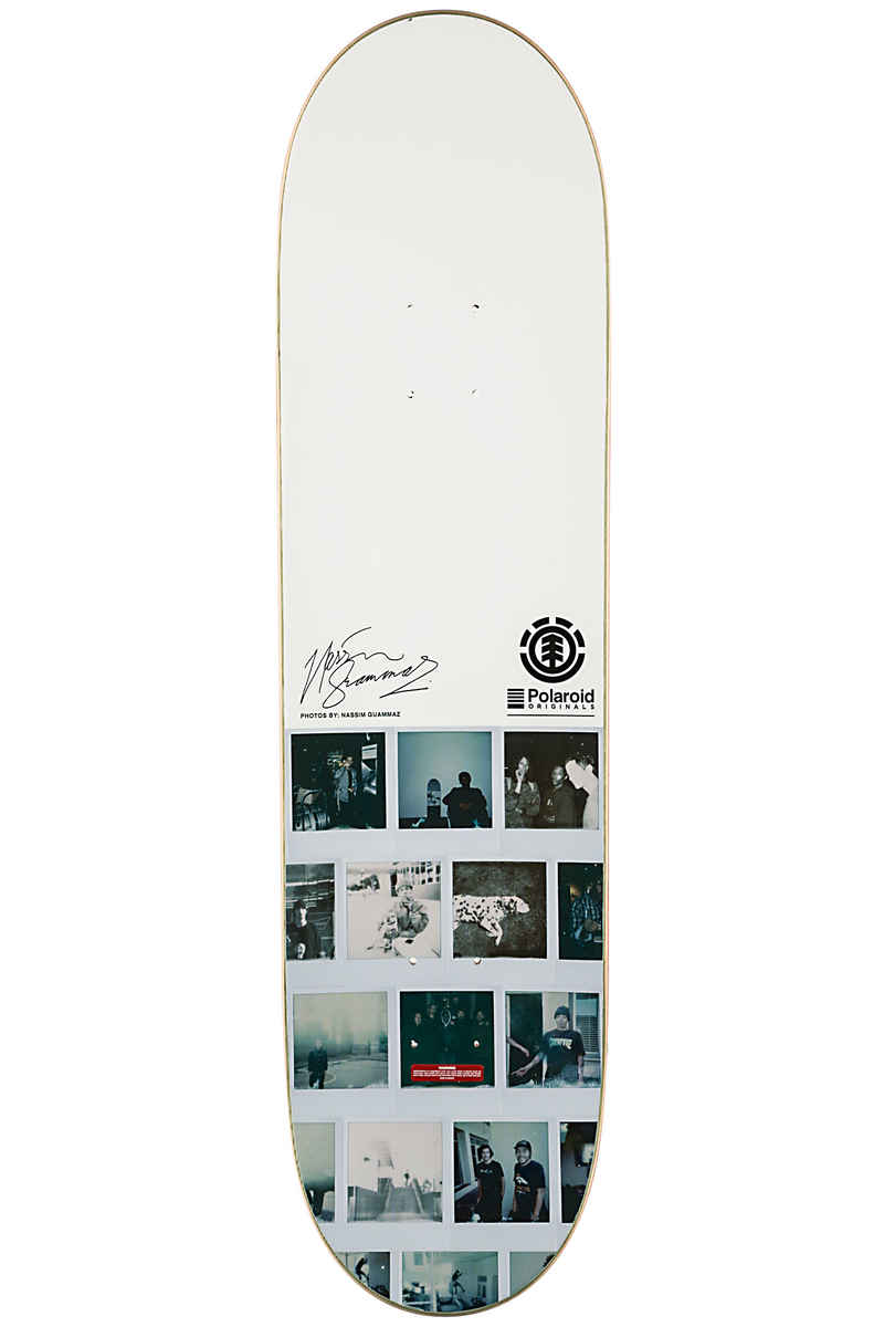 "Element Polaroid Originals Nassim Guammaz 8.2"" Tabla"