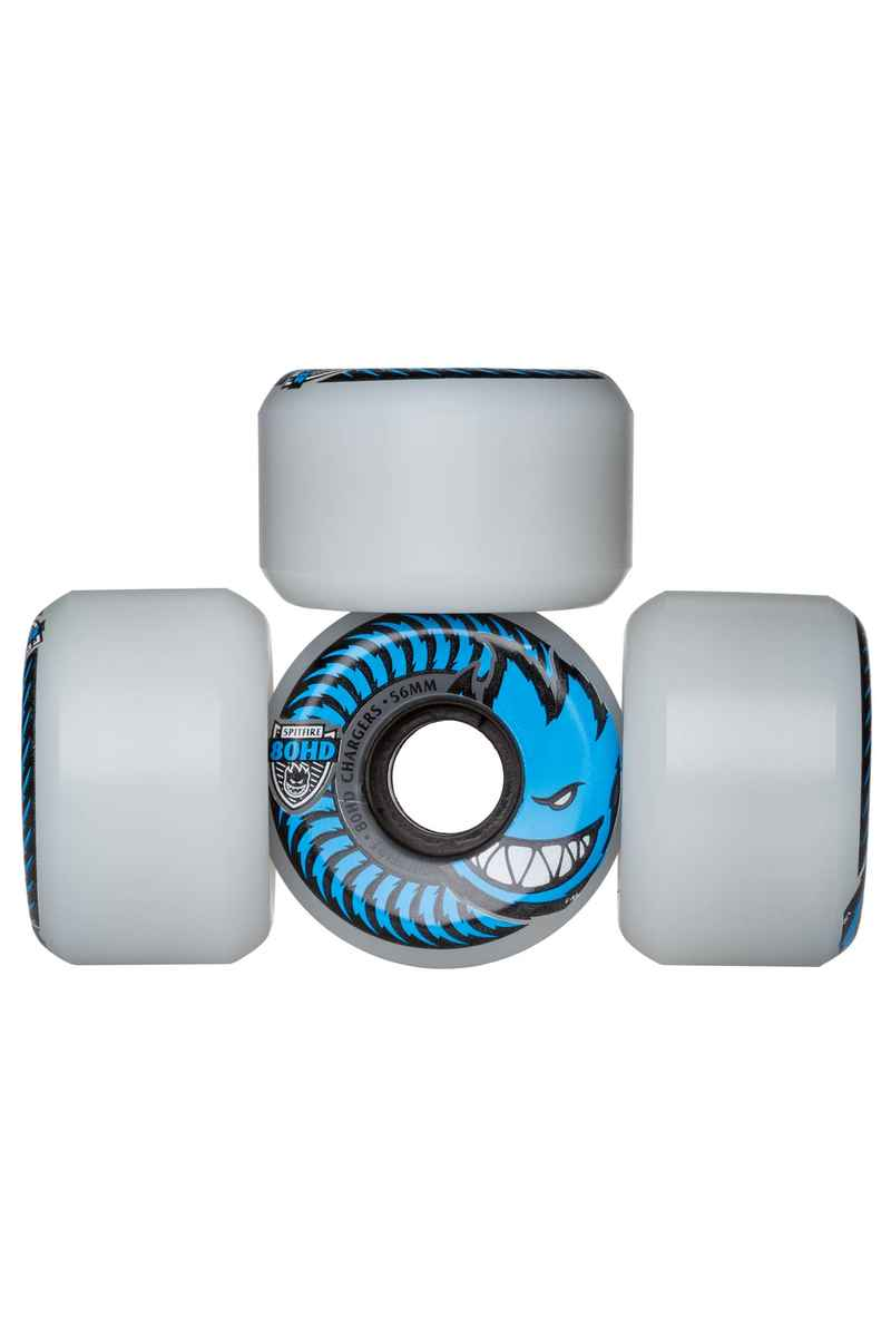 Spitfire Charger Conical Rueda (clear) 56mm Pack de 4 80A