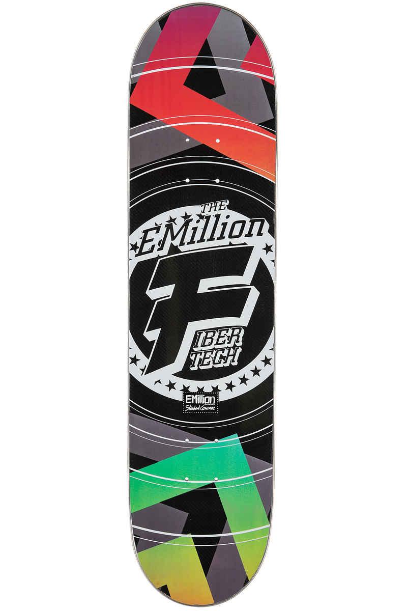 "EMillion Optical Fibertech 8"" Planche Skate (multi)"
