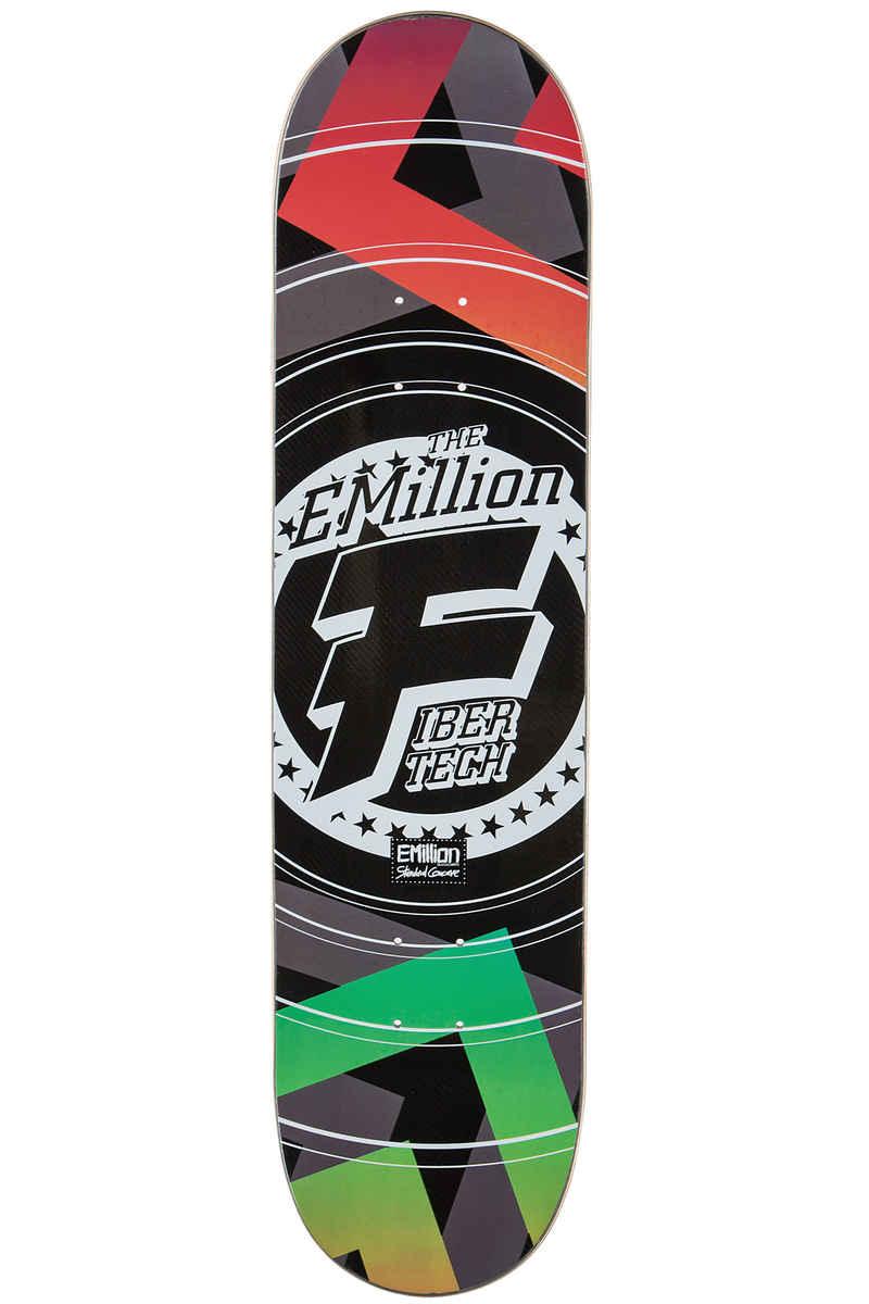"""EMillion Optical Fibertech 8.125"""" Deck (multi)"""