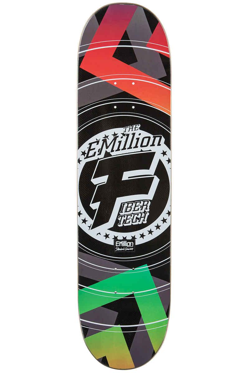 "EMillion Optical Fibertech 8.5"" Planche Skate (multi)"