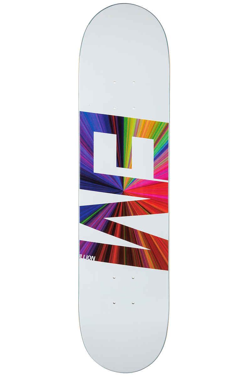 """EMillion Spectrum 7.75"""" Deck (white)"""