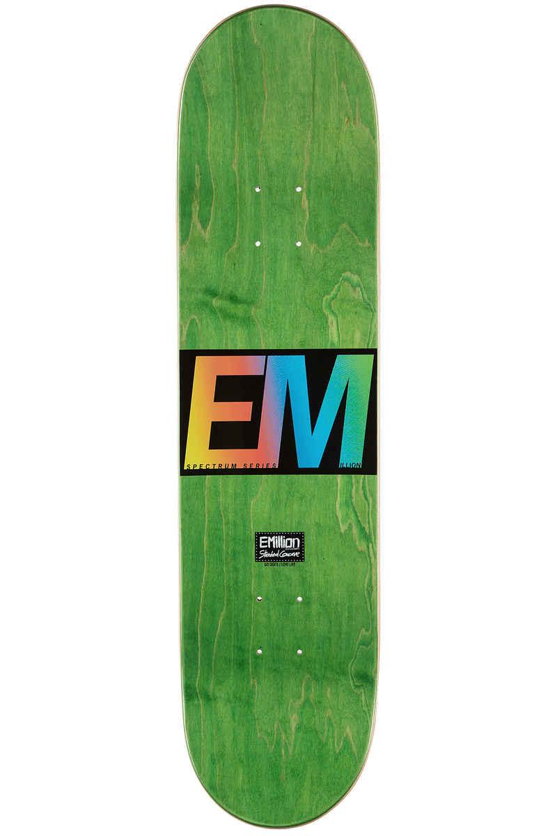 "EMillion Spectrum 8"" Deck (black)"