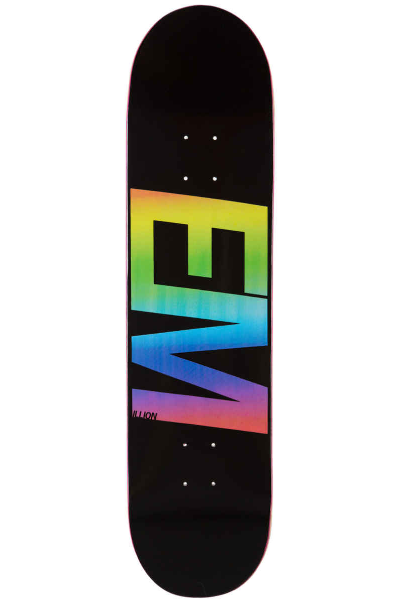 "EMillion Spectrum 8.25"" Deck (black)"