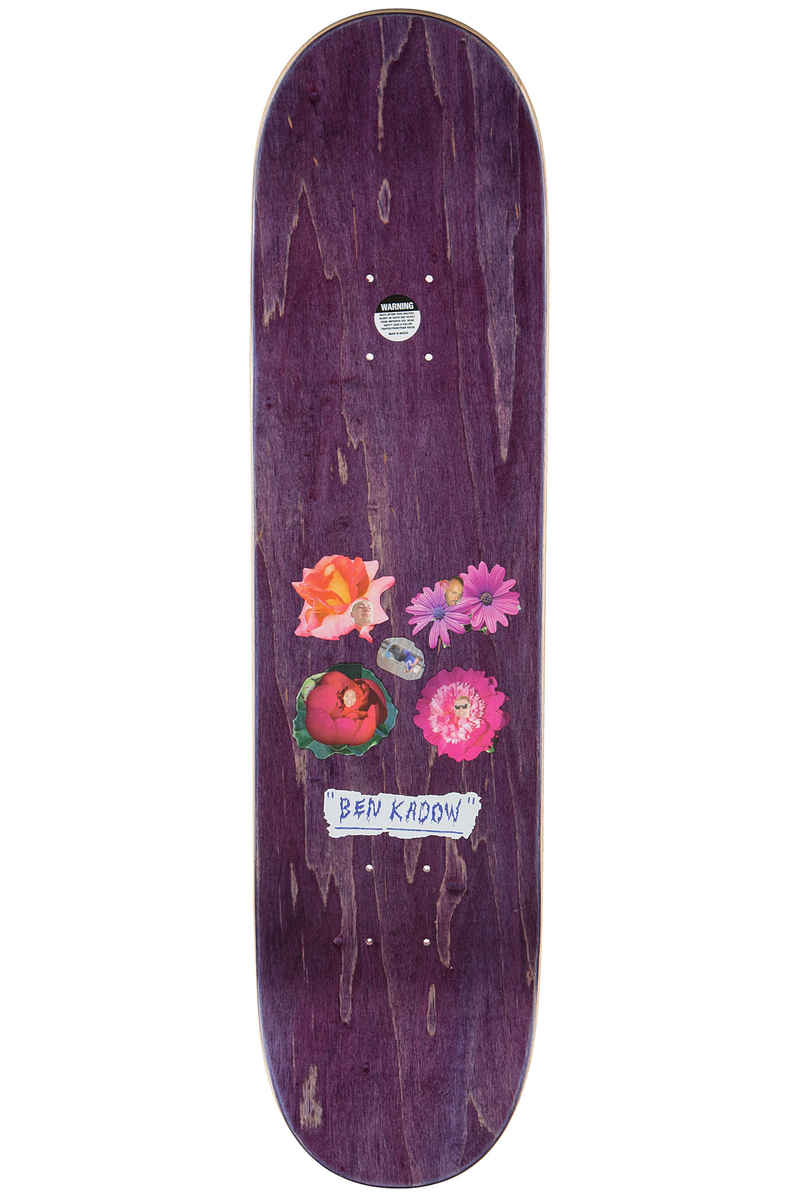 """HOCKEY Kadow Funeral 8.25"""" Planche Skate (red)"""