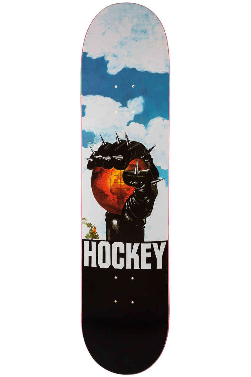 "HOCKEY Piscopo Spike 8.38"" Planche Skate (multi)"