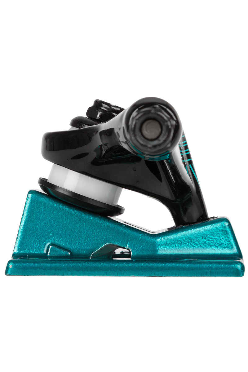 "Venture Trucks Color Arcade Low 5.25"" Achse (black teal)"