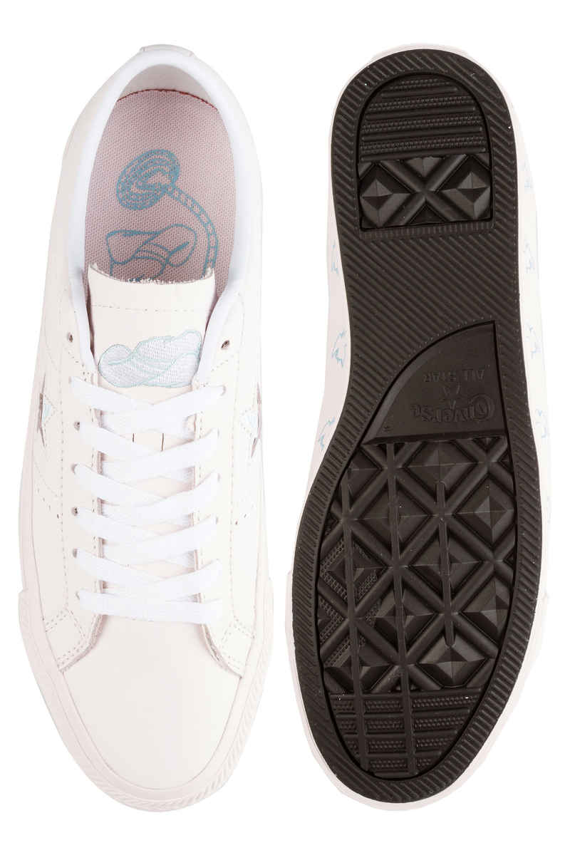 Converse x Illegal Civilization CONS One Star Pro Chaussure (white)