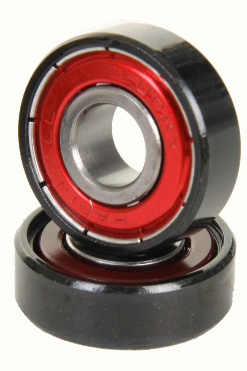Lucky Hardball Bearings (red)