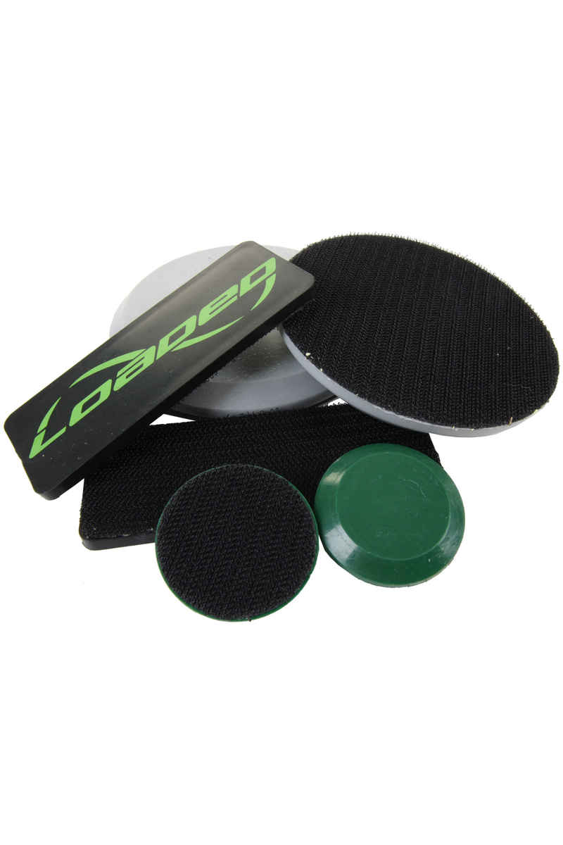 Loaded Technical Slide Pucks Komplettset