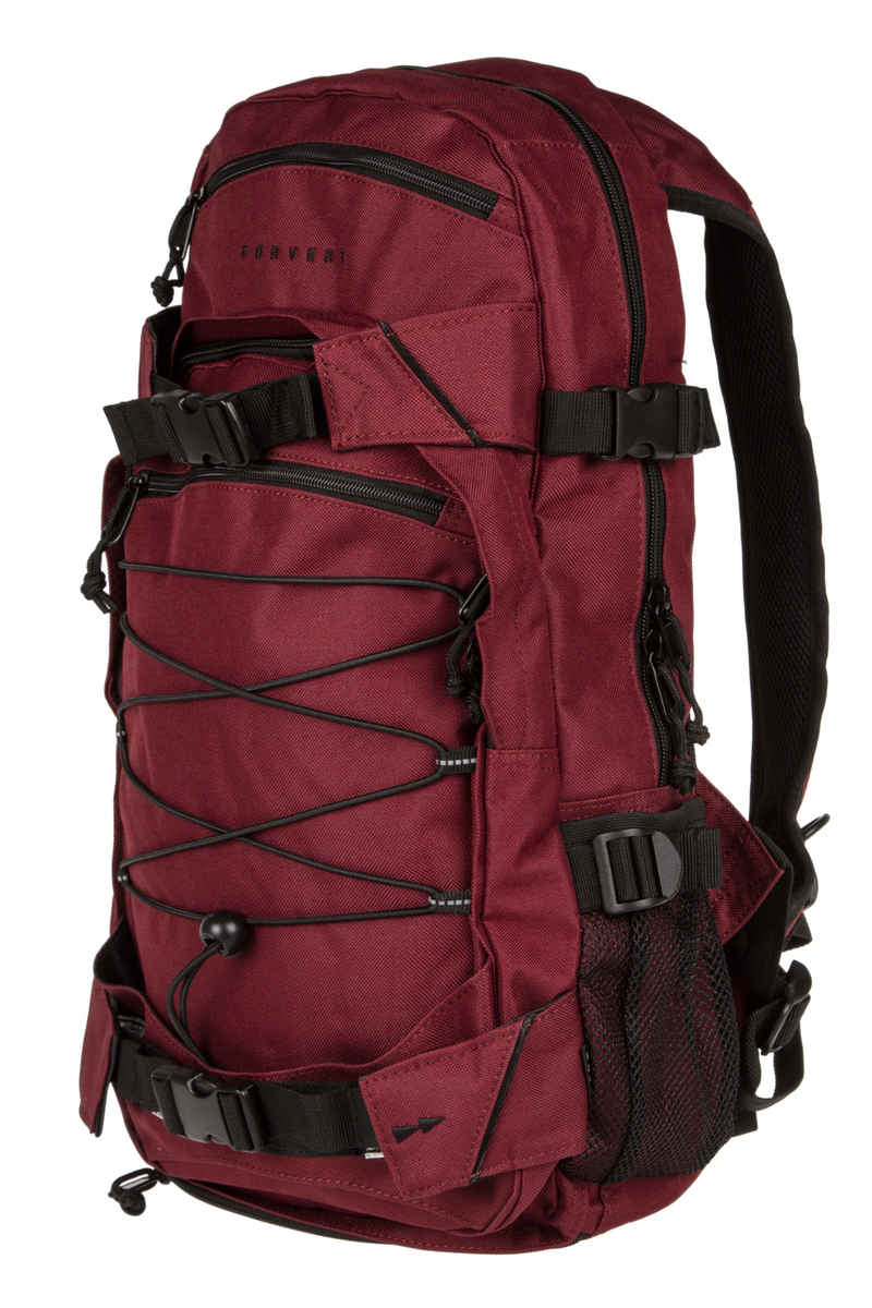 Forvert Louis Backpack 20L (burgundy)