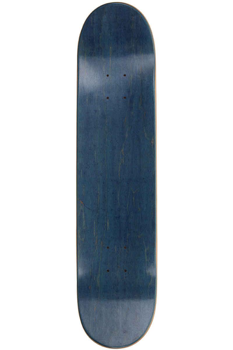 "MOB Skateboards Metal Skull 7.5"" Planche Skate (red veneer)"