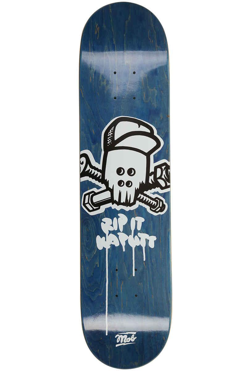"MOB Skateboards Metal Skull 7.625"" Tavola"