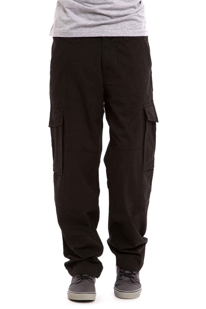REELL Cargo Ripstop Pants (black)