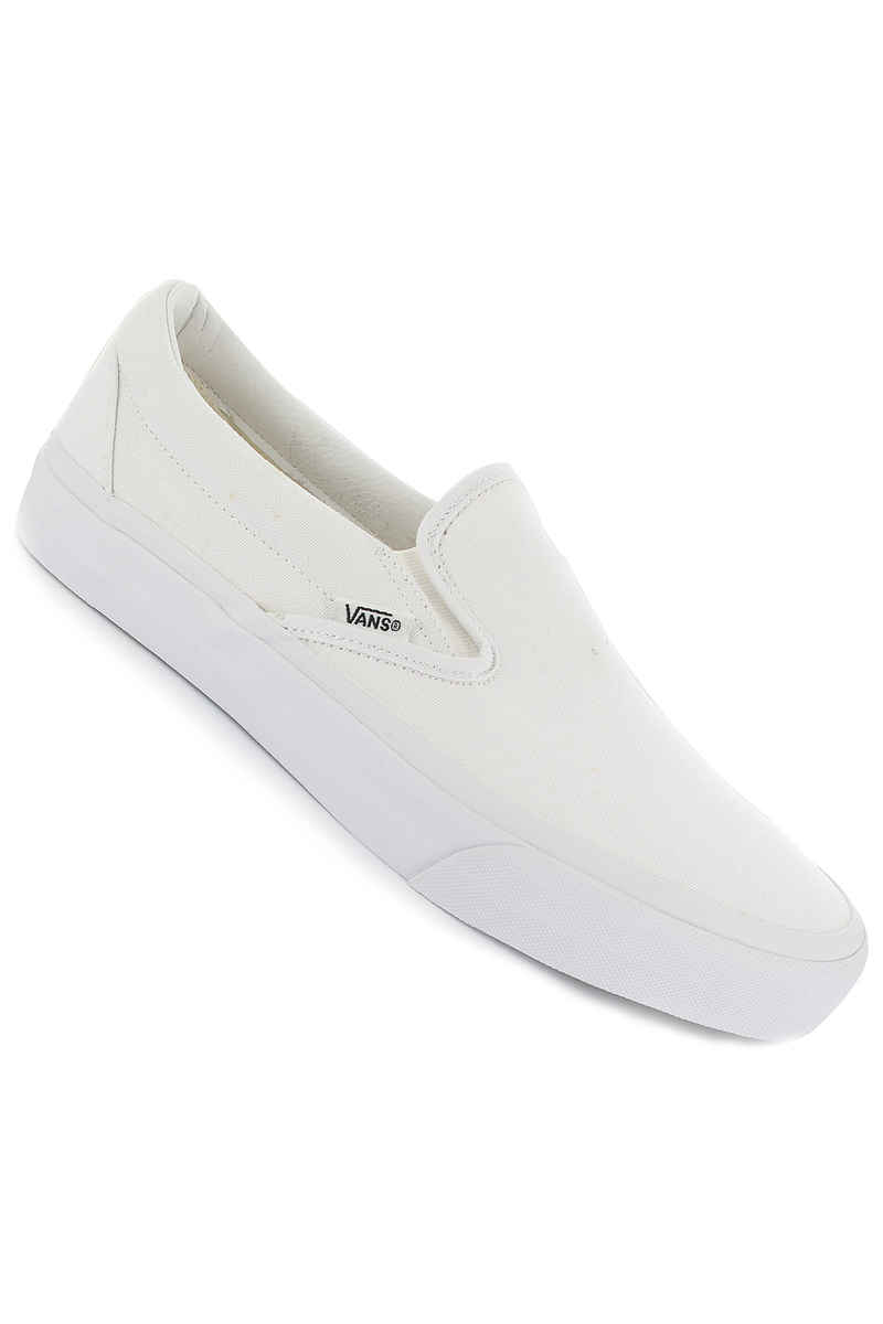 Vans Classic Slip-On Shoe (true white)