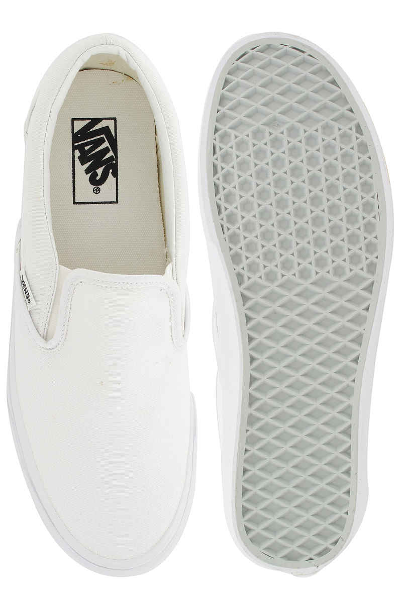 Vans Classic Slip-On Chaussure (true white)