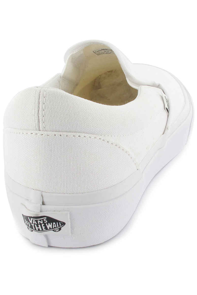 Vans Classic Slip-On Shoes (true white)