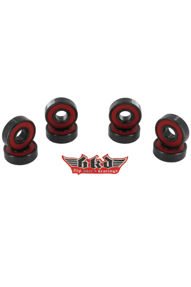 Flip HKD ABEC 5 Bearings (red)