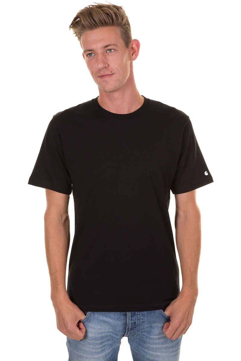 Carhartt WIP Base T-Shirt (black white)