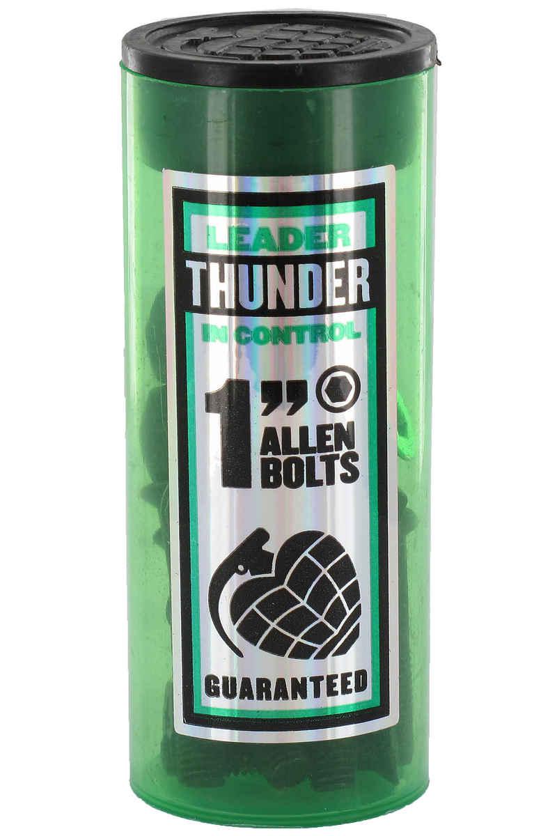 """Thunder 1"""" Montageset Senkkopf Inbus"""
