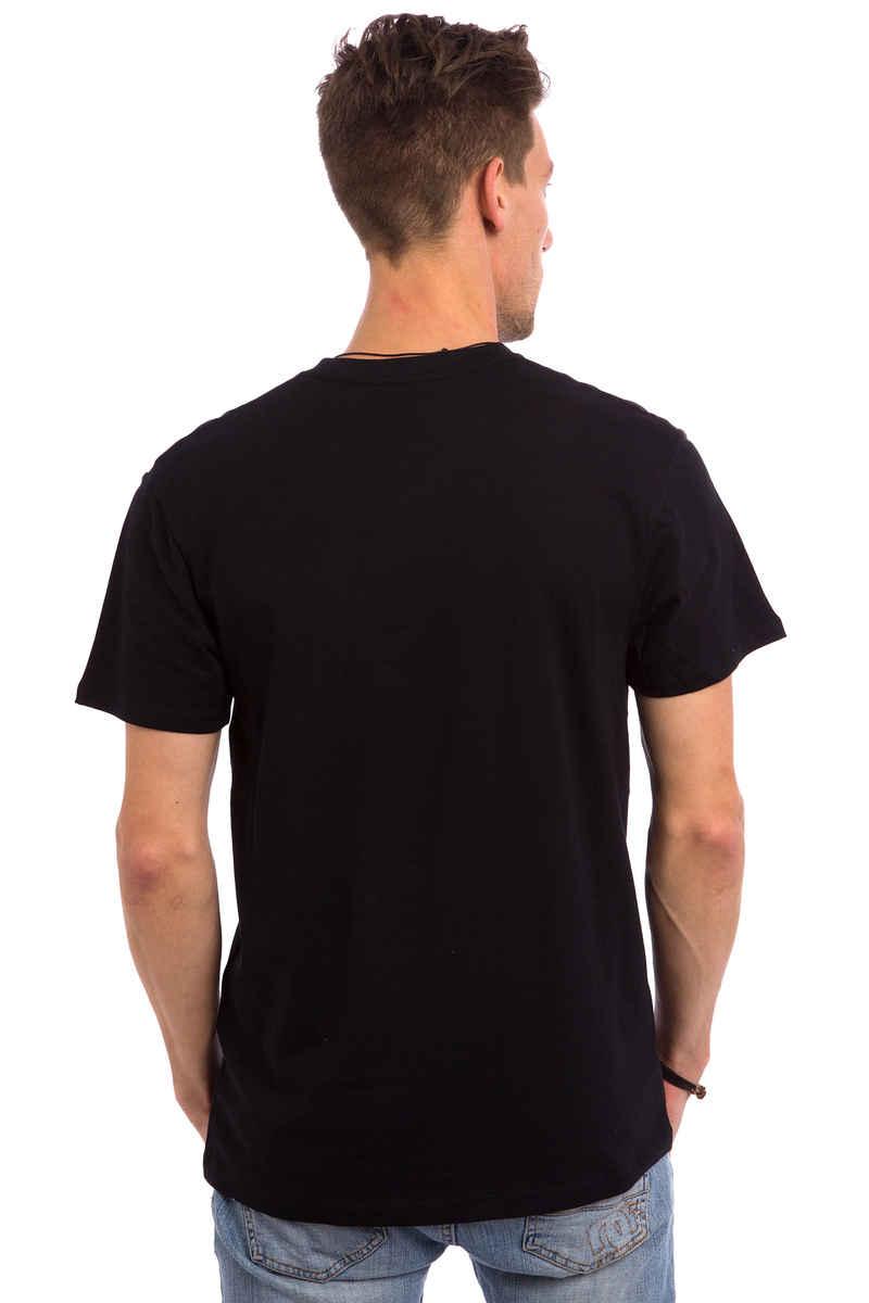Vans Classic FA Camiseta (black white)