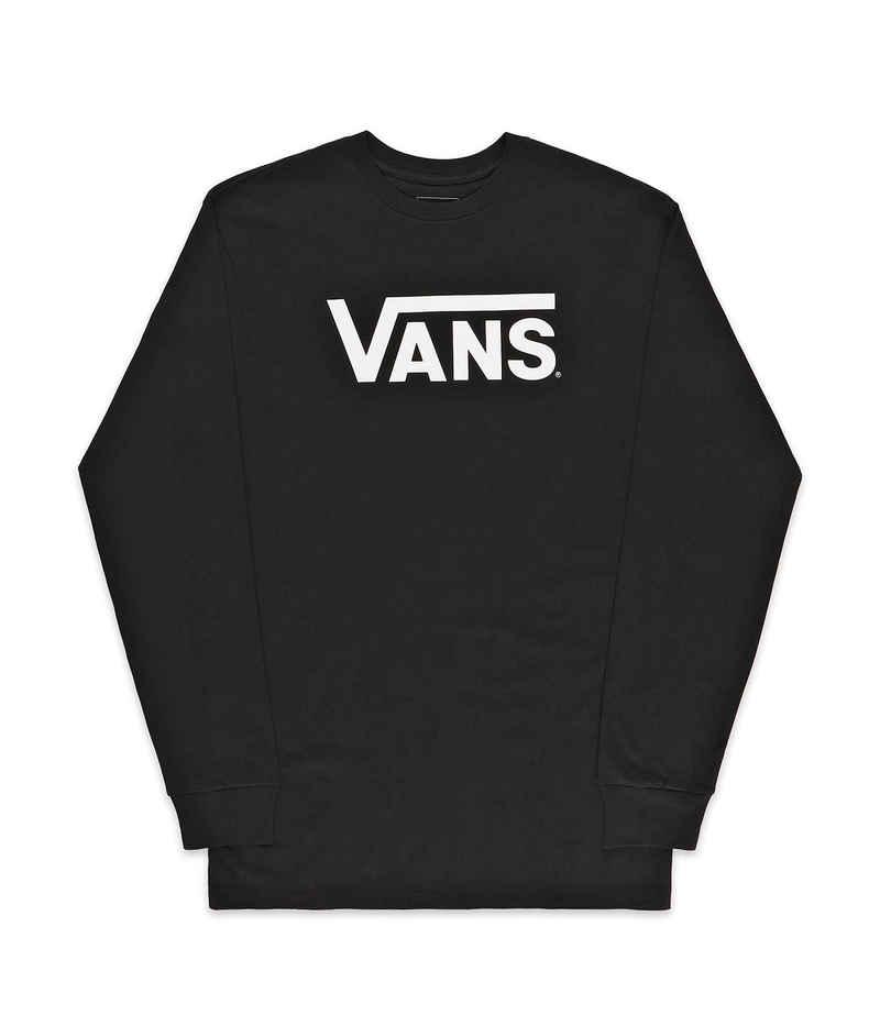 Vans Classic Longsleeve (black white)